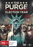 The Purge 3: Election Year DVD