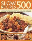 Slow Recipes 500 by Catherine Atkinson
