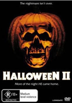 Halloween 2 on DVD image