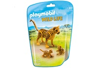 Playmobil: Wildlife - Leopard with Cubs
