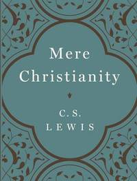 Mere Christianity by C.S Lewis image
