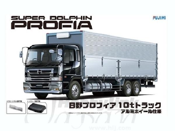 Fujimi: 1/32 Hino Profia 10t Truck (Aluminium Wheel) - Model Kit