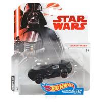Hot Wheels: Star Wars Character Car - Darth Vader