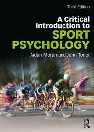A Critical Introduction to Sport Psychology by Aidan Moran image