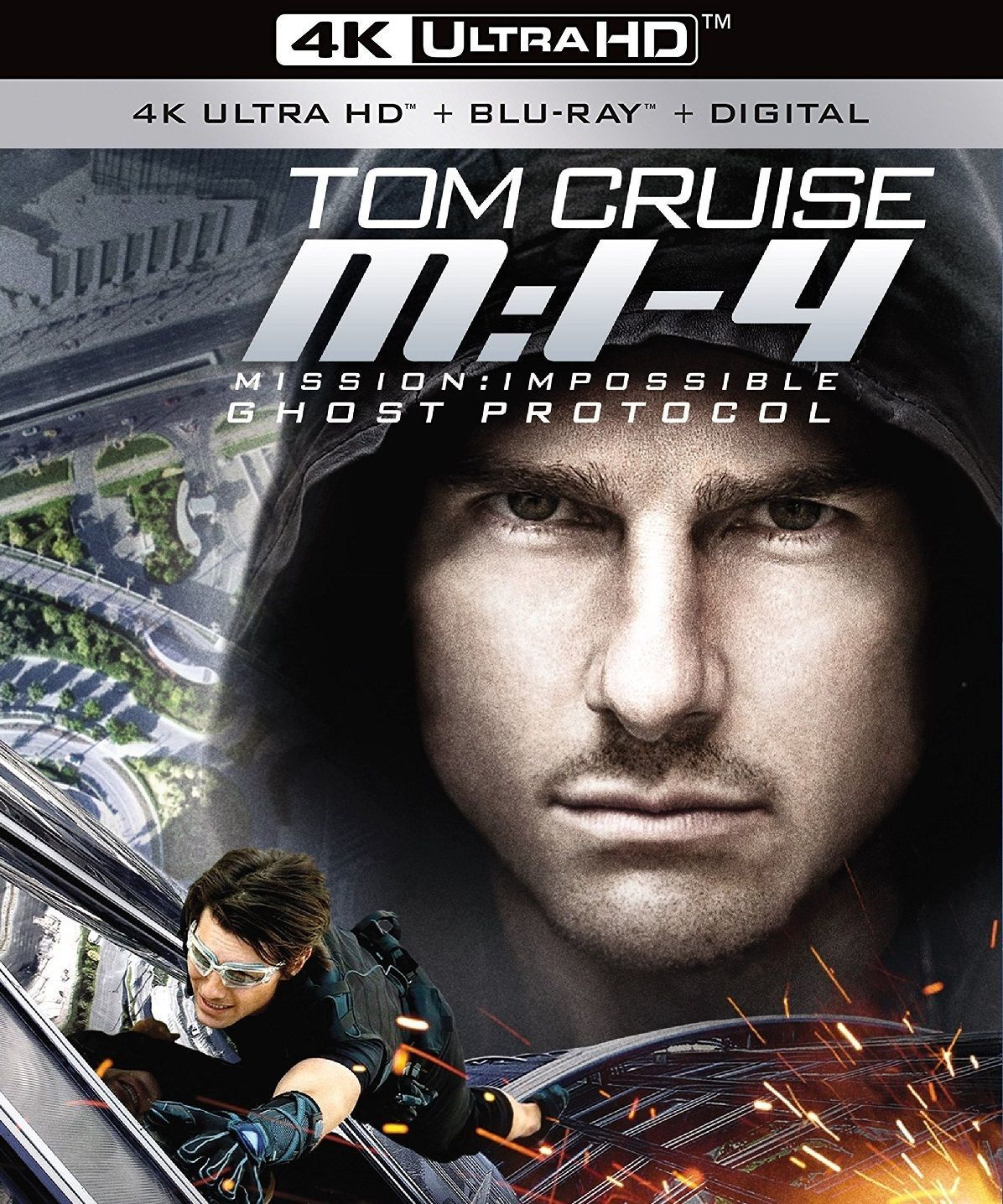 Mission Impossible 4 - Ghost Protocol on UHD Blu-ray image