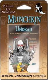 Munchkin: Undead - Expansion Pack