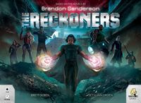 The Reckoners - Board Game