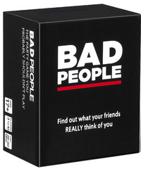 Bad People - Adult Party Game