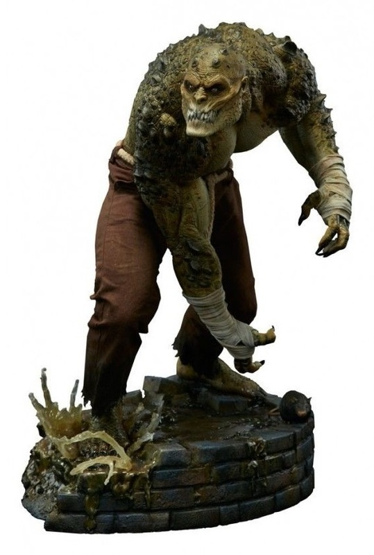 Batman: 1:4 Killer Croc - Premium Format Figure