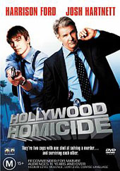 Hollywood Homicide on DVD