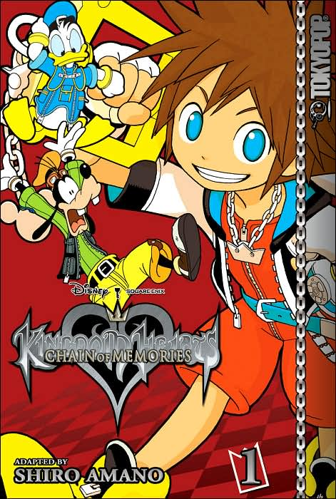 Kingdom Hearts: Chain of Memories: V. 1 image