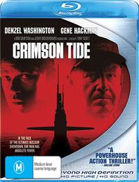 Crimson Tide on Blu-ray