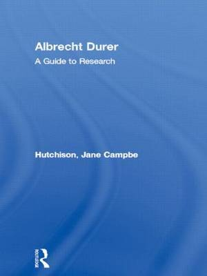 Albrecht Durer by Jane Campbell Hutchison image
