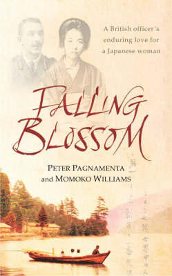 Falling Blossom by Peter Pagnamenta image