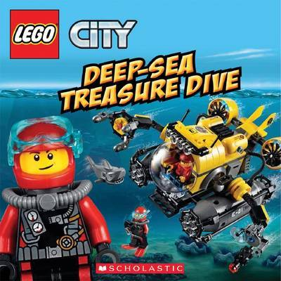 LEGO City #12: Deep-Sea Treasure Dive by Trey King image
