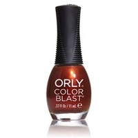 Orly Color Blast Luxe Shimmer Nail Color - Amber (11ml)