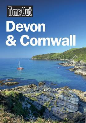 """""""Time Out"""" Devon and Cornwall by Time Out Guides Ltd"""