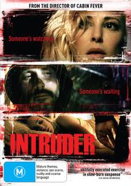 Intruder on DVD