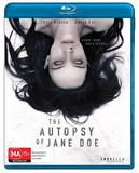 The Autopsy Of Jane Doe on Blu-ray