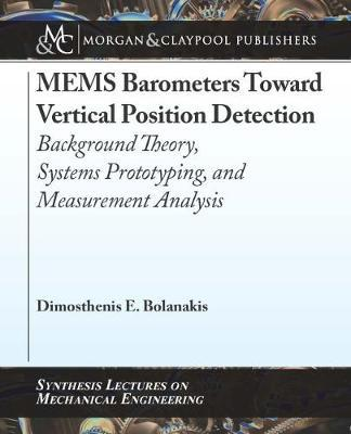 MEMS Barometers Toward Vertical Position Detection by Dimosthenis E Bolanakis