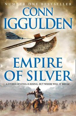 Empire of Silver by Conn Iggulden image