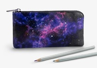 Space Case - Printed Pencil Case