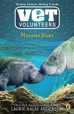 Manatee Blues by Laurie Halse Anderson image