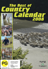 The Best of Country Calendar 2008 on DVD