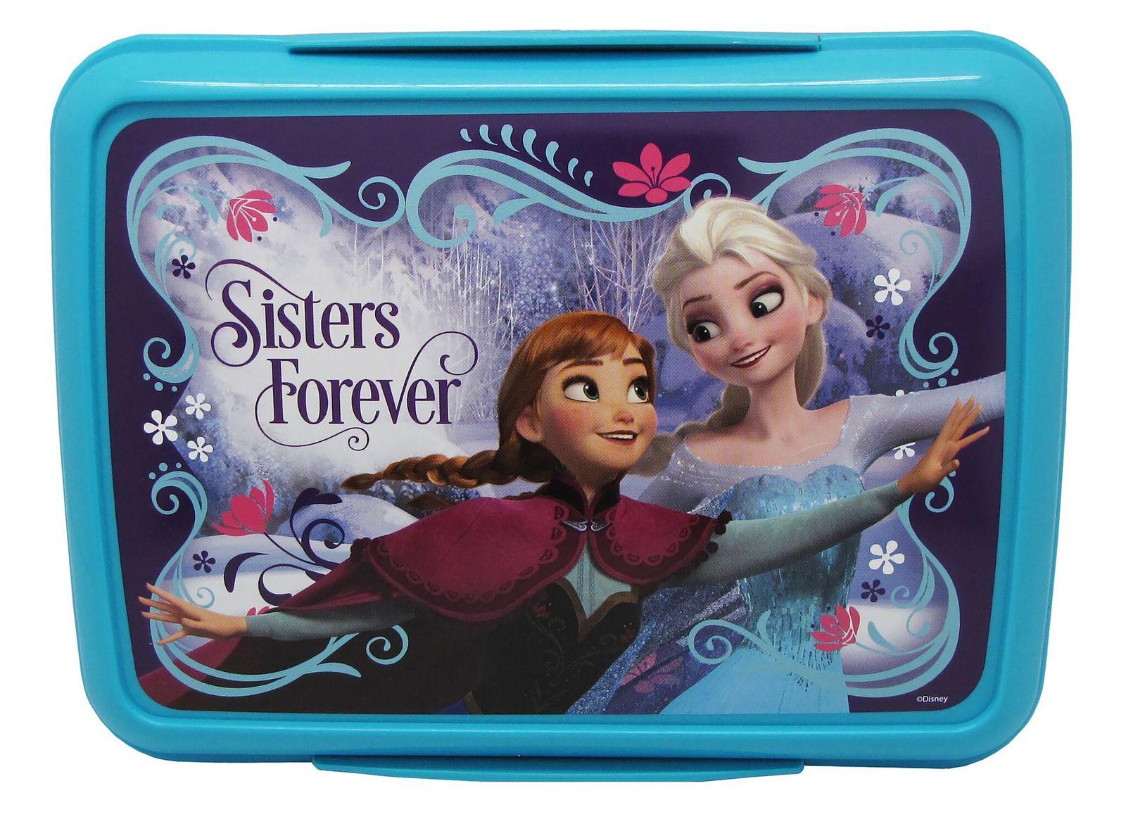 Disney Frozen Klip It Lunch Box (2L) image