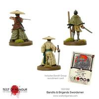 Test of Honour: Bandits and Brigands Swordsmen image