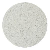 Terrazzo Stone Serveboard - Circle (Grey)