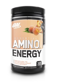 Optimum Nutrition Tea Series Amino Energy Drink - White Peach Tea (270g)
