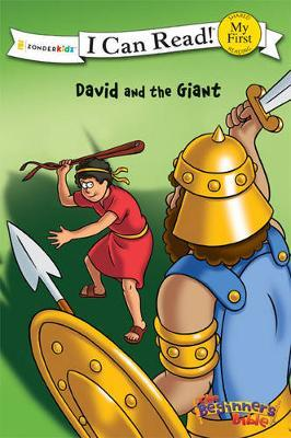The Beginner's Bible David and the Giant image