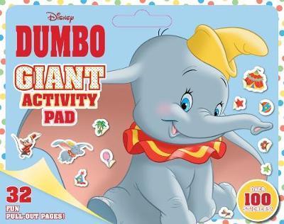 Disney: Dumbo Giant Activity Pad