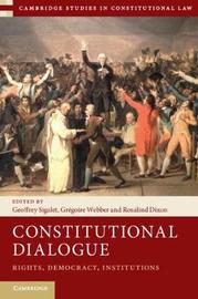 Cambridge Studies in Constitutional Law: Series Number 21