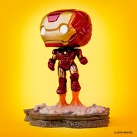 Marvel: Avengers Assemble - Iron Man Pop! Deluxe Figure