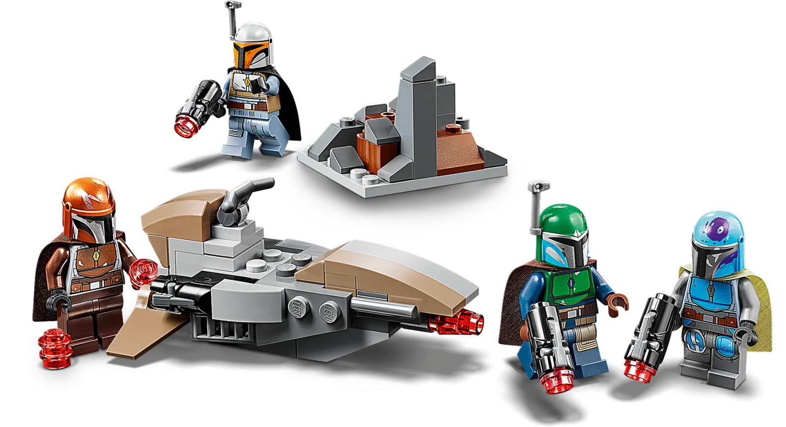 LEGO Star Wars - Mandalorian Battle Pack image