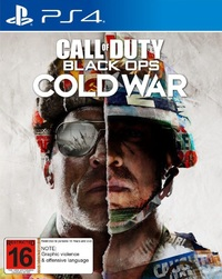 Call of Duty Black Ops: Cold War for PS4