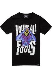 Killstar: Fools T-Shirt - L / Black