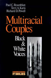Multiracial Couples by Paul C Rosenblatt image
