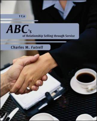 ABCs of Relationship Selling by Charles M. Futrell image