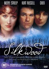 Silkwood on DVD