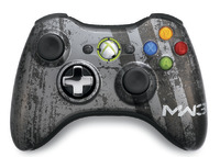 Call of Duty: Modern Warfare 3 Limited Edition Wireless controller for Xbox 360
