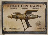 Dr. Grordborts The Righteous Bison Replica - Indivisible Particle Smasher
