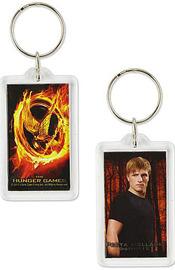 The Hunger Games Keyring - Peeta