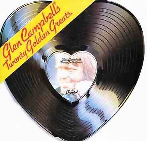 20 Golden Greats by Glen Campbell