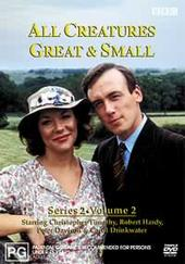 All Creatures Great & Small - Season 2 - Vol 2 (3 Disc Set) on DVD