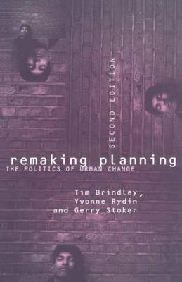 Remaking Planning by Tim Brindley