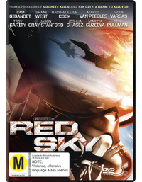 Red Sky on DVD image