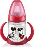 NUK: Mickey - Training Bottle (150ml) - Red